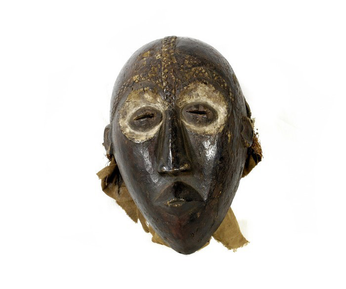 Masque africain tshokwe congo art premier masques for Art premier