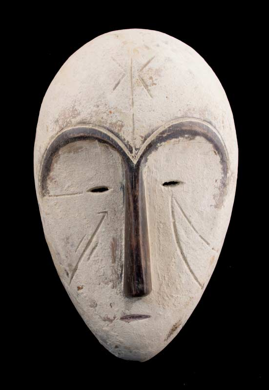art africain masque fang