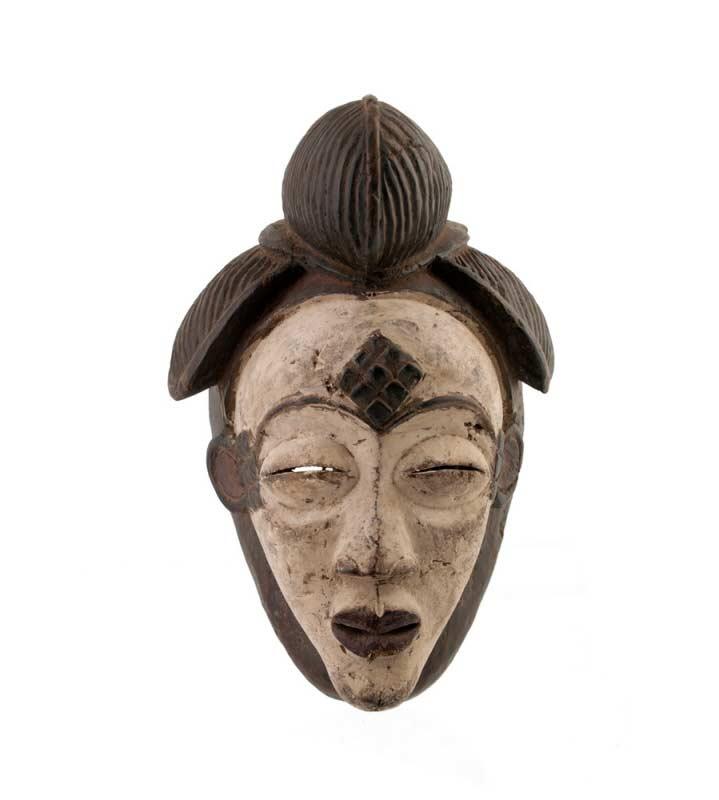 masque africain punu