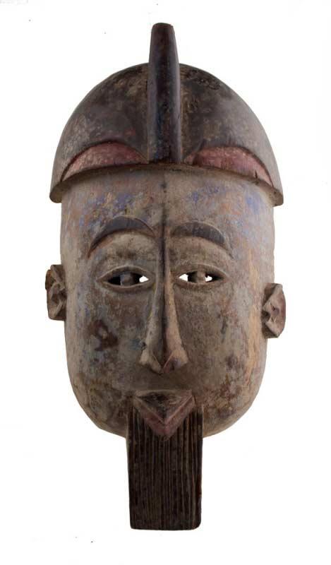 masque africain igbo
