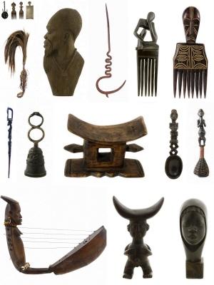 Autres objets africains art africain artisanat for Objet artisanat d art