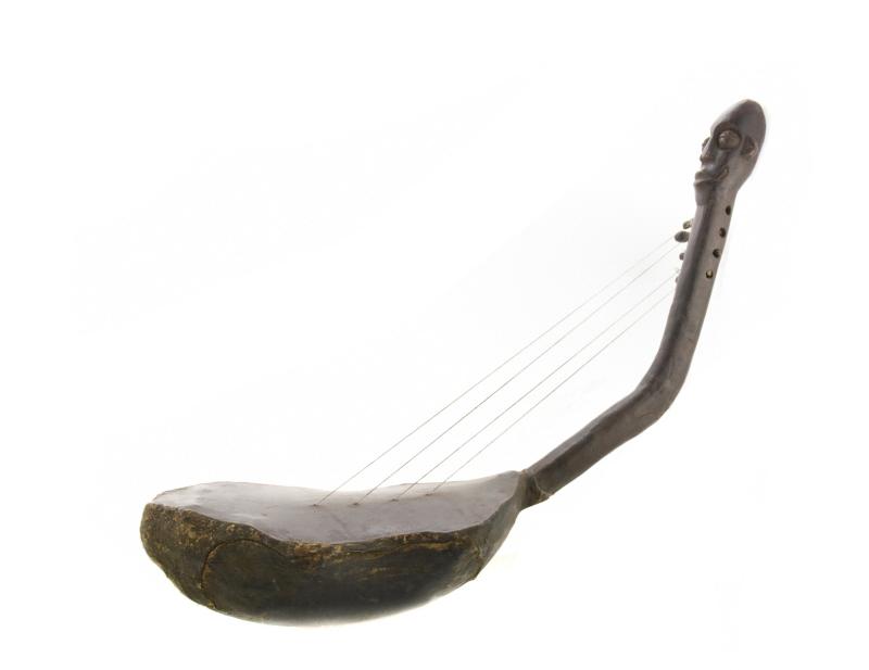 INSTRUMENTS DE MUSIQUE AFRICAINS  Harpe africaine  guiro  ~ Instrument En Bois Africain