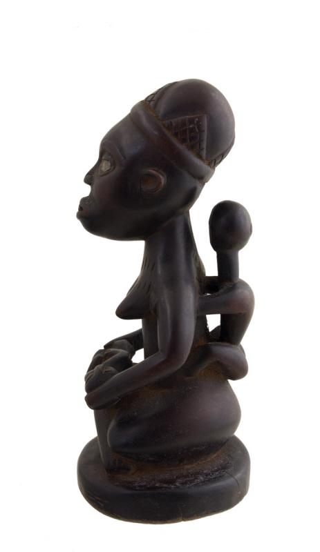 statue africaine de la fecondite